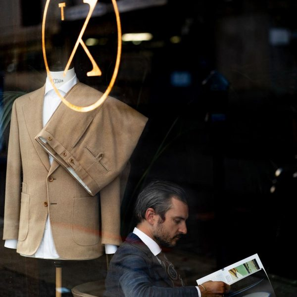 How a Small Tailoring Shop Survived 2020