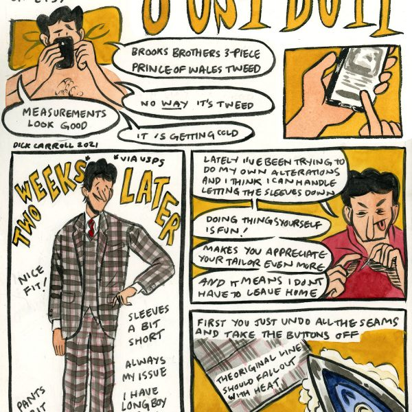 Style & Fashion Drawings: Just Do It