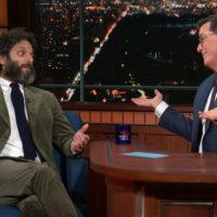 Comedian Jason Mantzoukas Gets a Ribbing