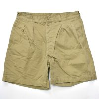 Salute Your Shorts: Military Vintage for Warm Weather